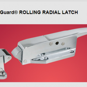 rolling radial latch kason
