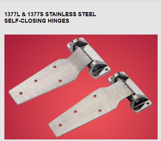 self-closing hinges 1377l 1377s